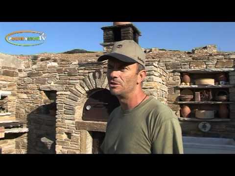 Παραδοσιακό κυνήγι τρυγονιού στην Τήνο