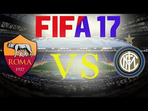 Lazio milan fifa 17 gameplay for Fifa 17 milan
