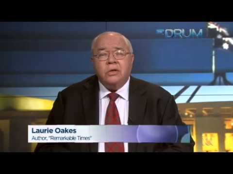 Small target PM: Laurie Oakes discusses Tony Abbott, 'the abominal no-man' & Scott Morrison