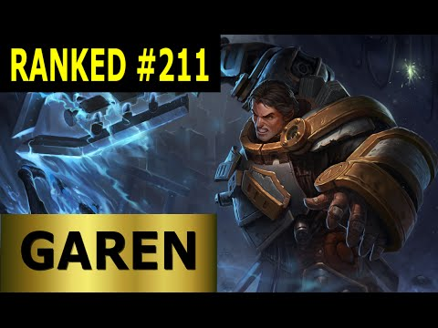 league of legends garen guide