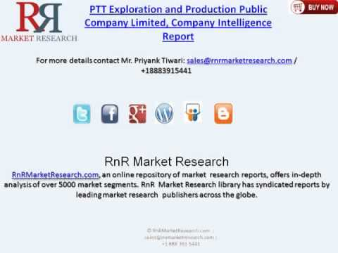 PTT Exploration and Production Public Company Limited