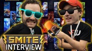 Koots Interviews Hi-Rez Bart [aka Bort] of SMITE (RTX 2013)