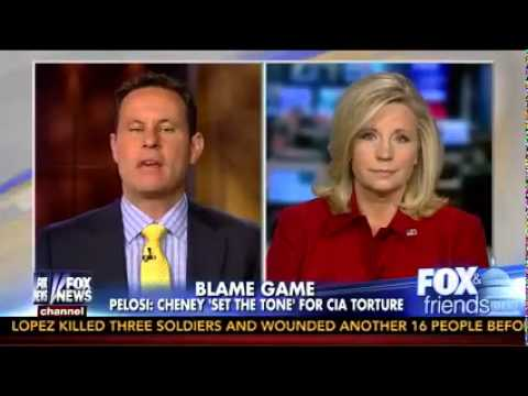 Liz Cheney: Stop 'Political' Investigation of Torture