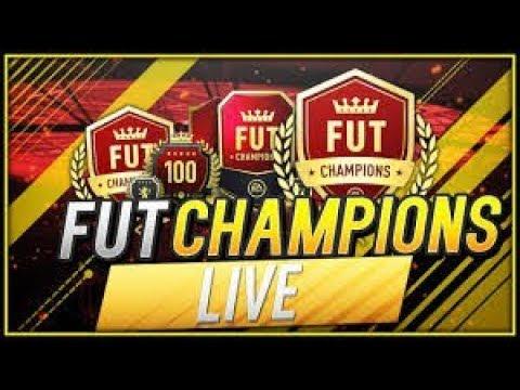 [FIFA18] FUT CHAMPIONS FUORICLASSE [17 V,6 S]