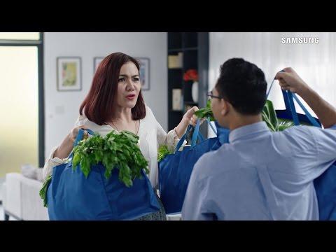 [TẬP 2] Khi ông xã nổi hứng đi chợ | Samsung Twin Cooling Plus