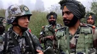 Trung Ấn bùng phát căng thẳng ở biên giới (263)