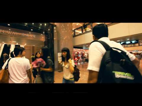 Aaron Aziz in Hong Kong Ep 10 (Harbour City)