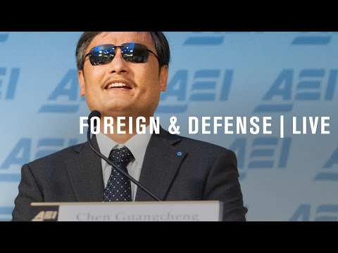 25 years after Tiananmen: A discussion with Chen Guangcheng
