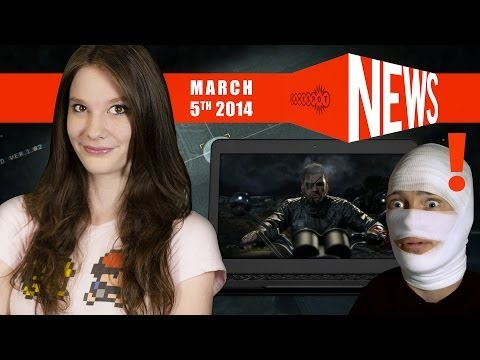 GS Daily News - Titanfall DLC Details + Is Metal Gear Solid: V Coming To PC?