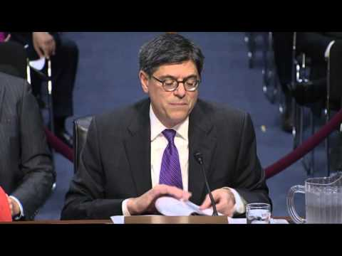 Treasury Secretary Jack Lew: US economy facing 'irrevocable damage'
