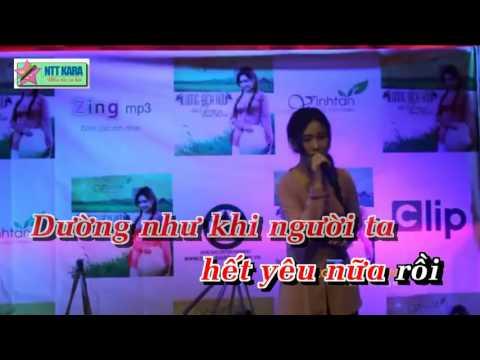 Karaoke Đứt Từng Đoạn Ruột   Lương Bích Hữu