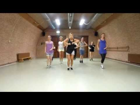 PUUR by Dinne Groothuis: Beyoncé - End of Time | Streetjazz Choreography