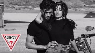 Behind the Scenes with Camila Cabello: GUESS Jeans Fall 2017 Campaign