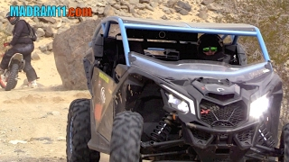 TRIPP PULLEN RIPPING IN HIS CAN-AM MAVERICK X3 AT KOH 2017. MadRam11 Багги Видео. Buggy Video.