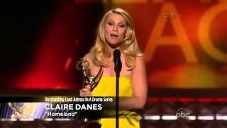 Emmy 2012 Award Full Show
