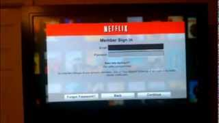 How To Switch / Change Netflix Account Xbox 360 2014 CODE