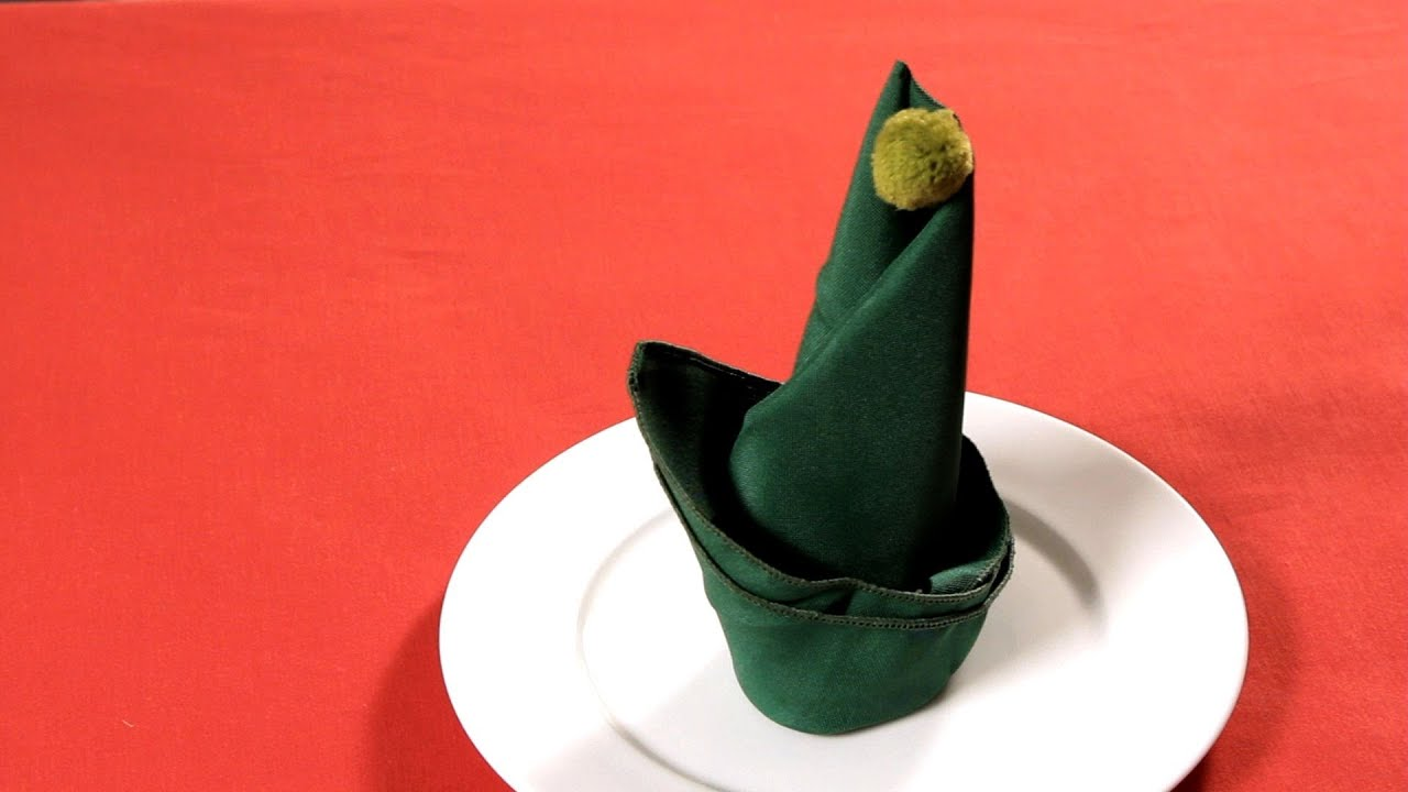 how to make an elf hat youtube