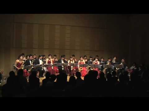 Holst Jupiter Mi-Bemol Saxophone Ensemble