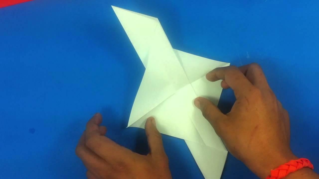 Paloma de origami papiroflexia paso a paso youtube - Papiroflexia paso a paso ...
