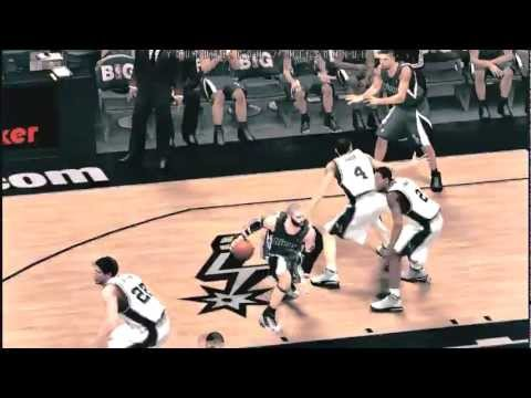 miesomn Top 10 Plays of the 2013 Western Finals - Ep.15 NBA 2k13 MyCareer