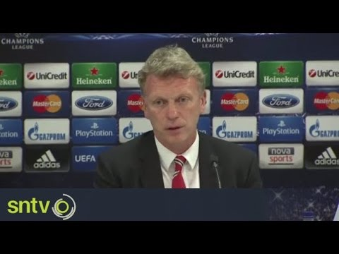 Moyes hails Rooney and Van Persie [AMBIENT]