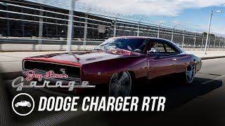 1968 Dodge Charger RTR - Jay Leno's Garage. Watch online.