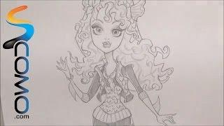 Dibujar A Lagoona Blue De Monster High