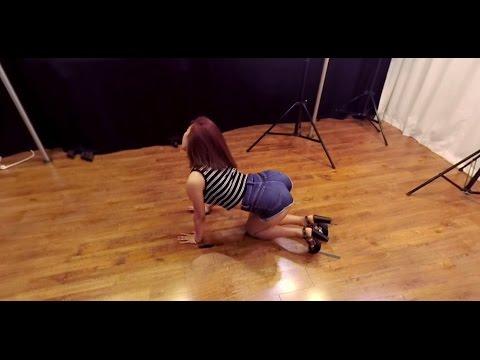 걸크러쉬(GirlCrush) 보미(BoMi) 위주 직캠- 랜덤댄스 #1 [에스플렉스
