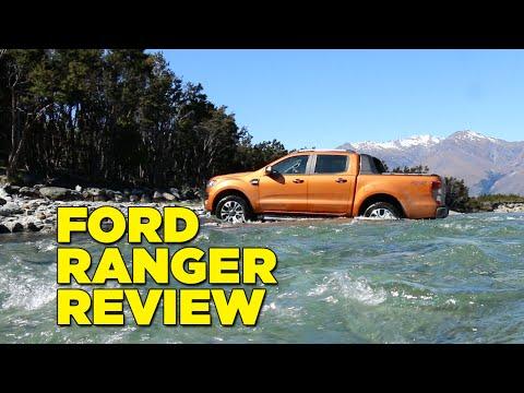 Đánh giá xe Ford Ranger 2016