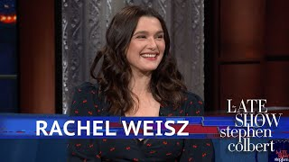 Rachel Weisz Defends The 'U' In 'Favourite'