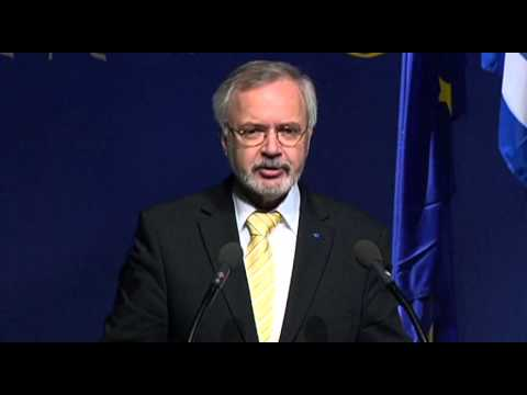Speeches by Werner Hoyer and Evangelos Venizelos - 6th Summit of Regions and Cities, Athens (Greek)