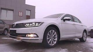 2017 Volkswagen Passat. Start Up, Engine, and In Depth Tour.. MegaRetr