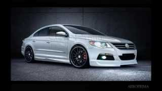 VW Passat CC Tuning Body Kit