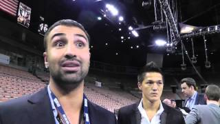 Malignaggi On Garcia Beating Khan Amir Khan Vs Danny