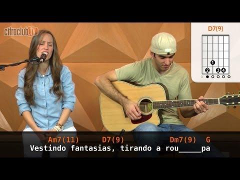 Mania de Você - Rita Lee (aula de violão completa)