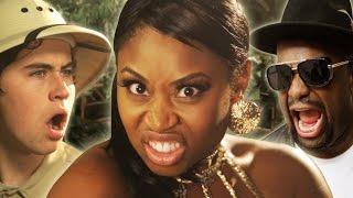 """Nicki Minaj – """"Anaconda"""" PARODY"""