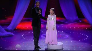Jackie Evancho America's Got Talent 2010 Top 10