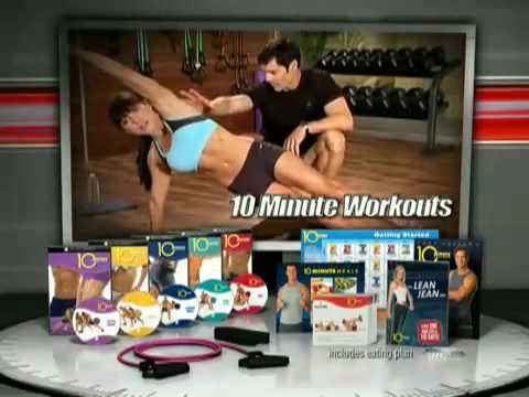 (Tony Horton) 10 Minute Trainer Workout!!!
