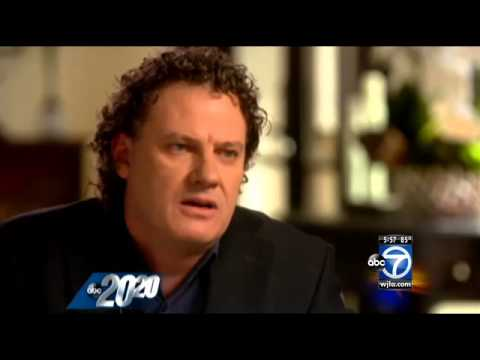Barbara Walters interviews Peter Rodger