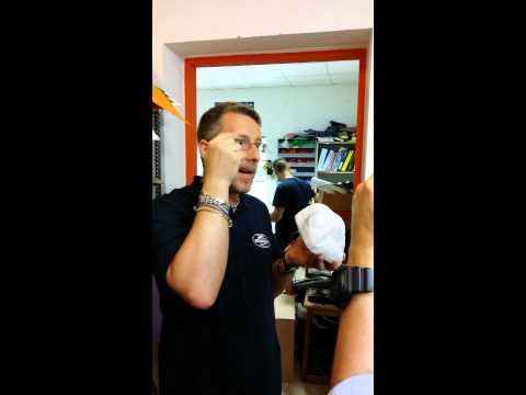 Ortholab: ecco come nasce la maschera di Petr Cech