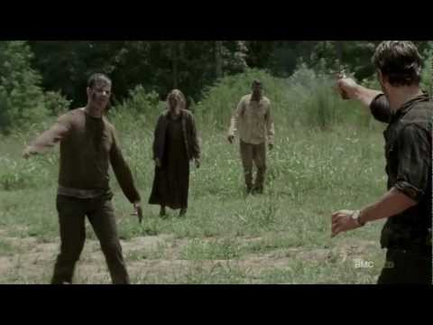 They're All Dead - The Walking Dead Zombie Kills Seasons 1+2+3 (until ep.8)