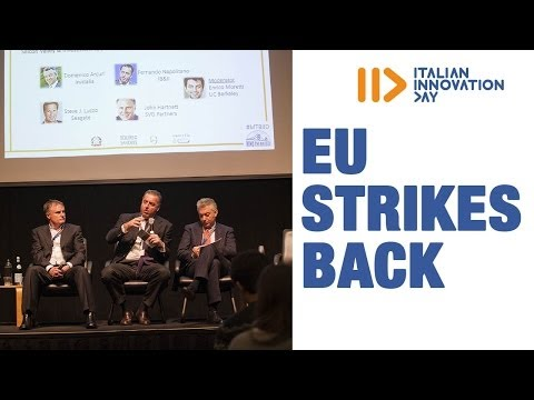 Eu Stricks back - Italian Innovation Day 2014