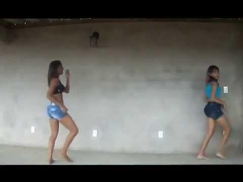 Nego do Borel Vs Bonde das Maravilhas - Aula de Dança da Maravilhas( Katia Vs Leticia )DJ'Biinho