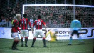 Pes 2011 milan barcellona 4-2 Highlights finale champions league PS2 view on youtube.com tube online.