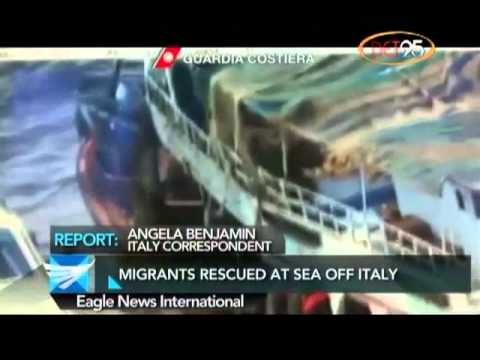 7 die in Chinese factory in Italy/Migrants rescued at sea/Netanyahu and Letta meet in Italy
