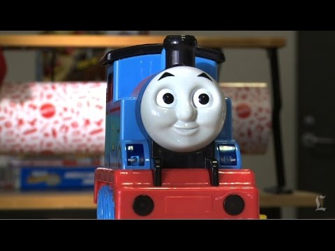 Hot holiday toys: Barbie, a flying car and Thomas the Tank Engine