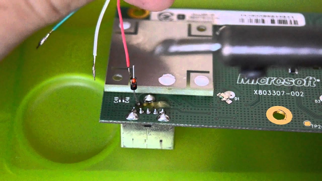 maxresdefault Xbox Wireless Adapter Wiring Diagram on