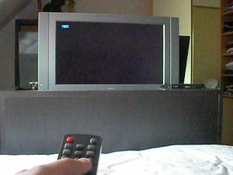t l vision escamotable youtube. Black Bedroom Furniture Sets. Home Design Ideas
