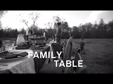 Zac Brown Band - Family Table (Lyric Video)