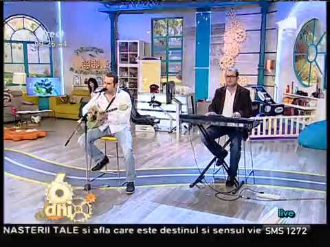 LIVE: Nikolas Papadopoulos - Potpuriu de muzica greceasca - Neatza cu Razvan si Dani